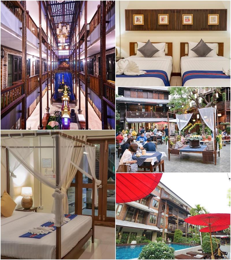 โรงแรมซันนี วี (Sunny V Hotel)