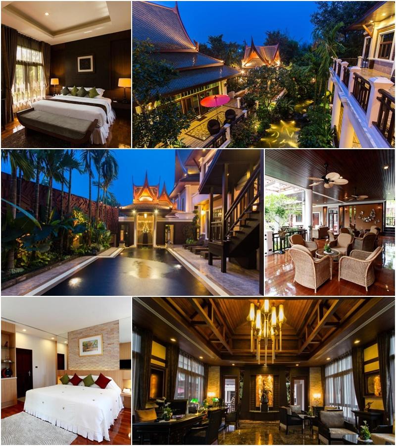 สิรีอำพัน บูติค รีสอร์ท แอนด์ สปา (Sireeampan Boutique Resort and Spa)
