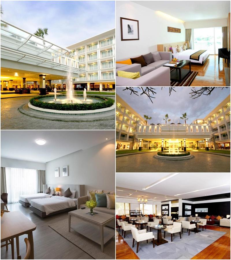 โรงแรมแคนทารี ฮิลล์ (Kantary Hills Hotel)