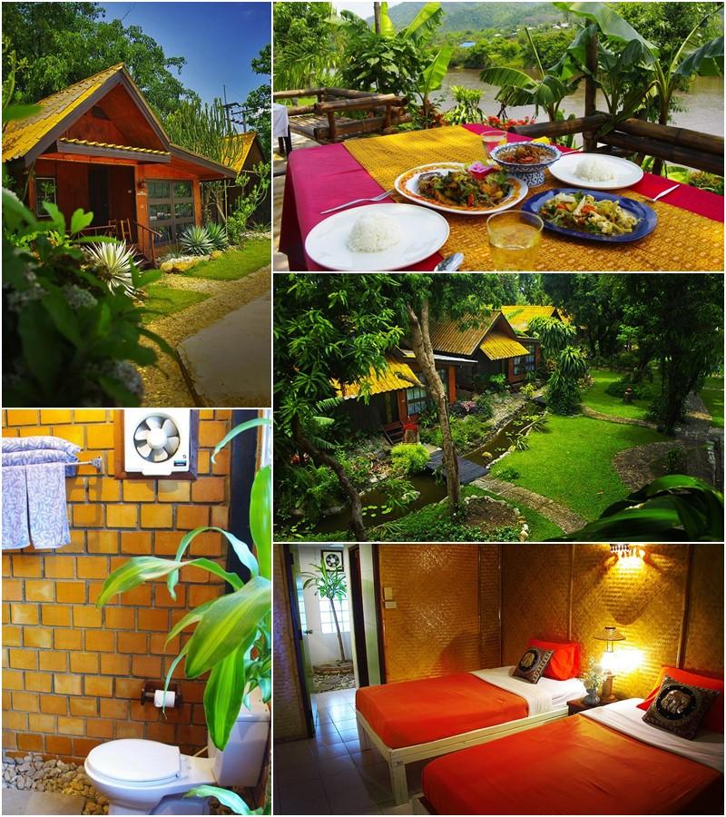 อารียาภูรี รีสอร์ท ท่าตอน (Areeyaphuree Resort Thaton)