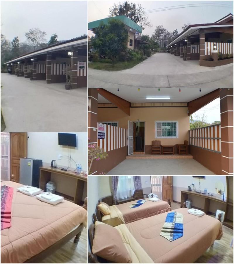 บ้านพักเฮือนห้วยน้ำเย็น (Nam Yen Guese House)