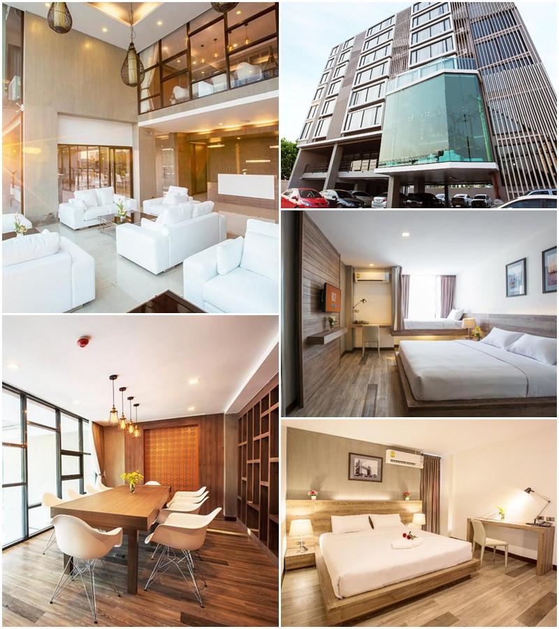 บีทู กรุงเทพ (บางนา) พรีเมียร์ โฮเต็ล (B2 Bangna Premier Hotel)