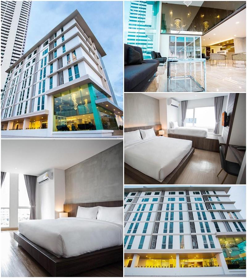 บีทู หาดใหญ่ พรีเมียร์ (B2 Hat Yai Premier Hotel)