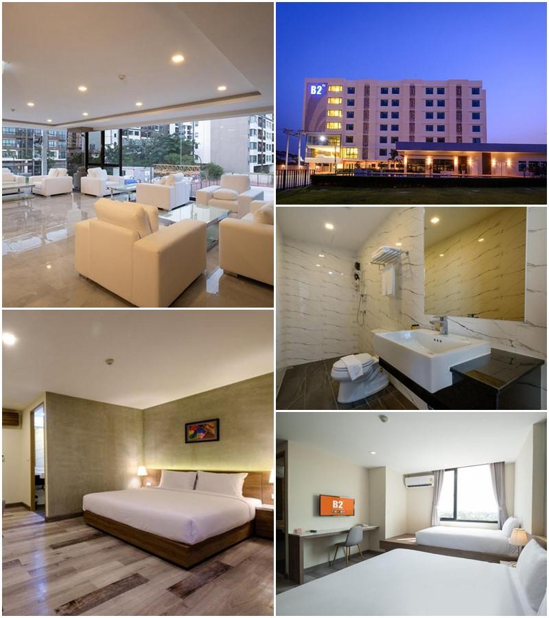 บีทู โคราช พรีเมียร์ โฮเต็ล (B2 Korat Premier Hotel)
