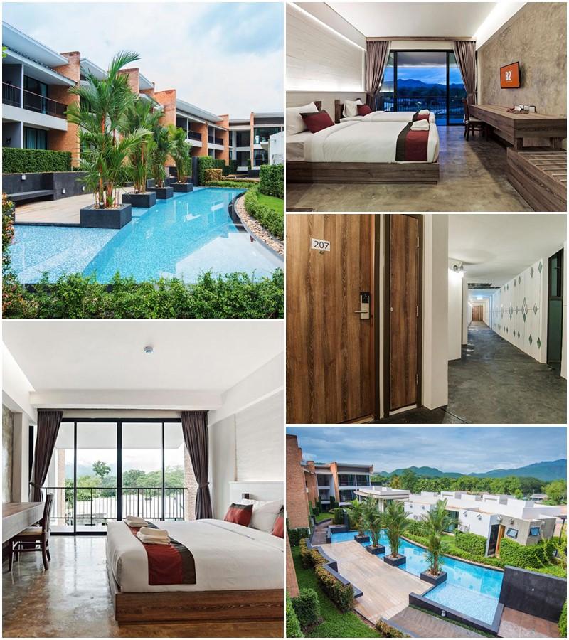 บีทู แม่ฮ่องสอน พรีเมียร์ โฮเต็ล (B2 Mae Hong Son Premier Hotel)