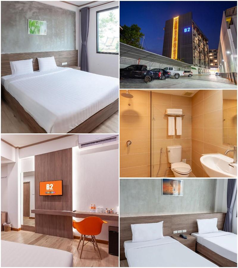 บีทู นครศรีธรรมราช (B2 Nakhon Si Thammarat Premier Hotel)