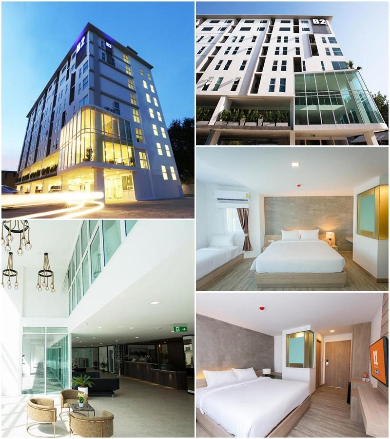 บีทู นครสวรรค์ พรีเมียร์ โฮเต็ล (B2 Nakhonsawan Premier Hotel)