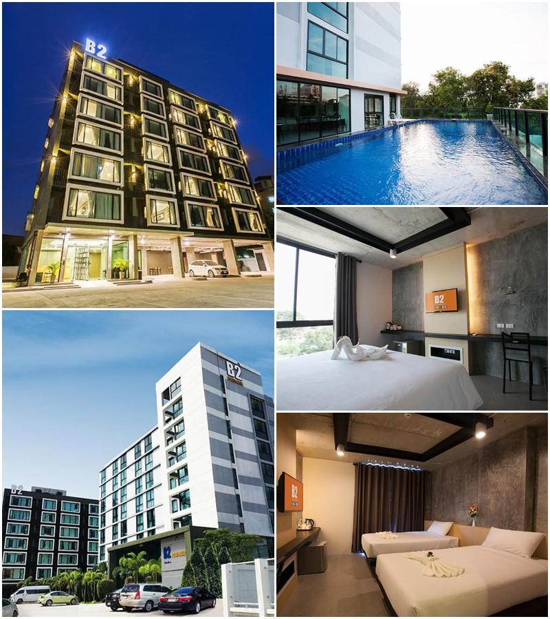 บีทู พัทยาใต้ พรีเมียร์ (B2 South Pattaya Premier Hotel)