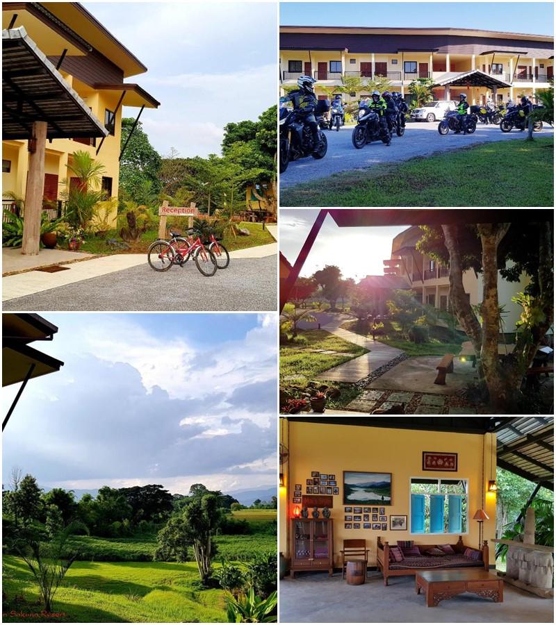 บ้านสกุณารีสอร์ต (Baan Sakuna Resort)