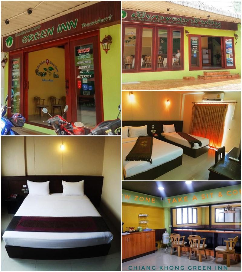 เชียงของ กรีน อินน์ เรสซิเดนท์ (Chiangkhong Green Inn Resident)