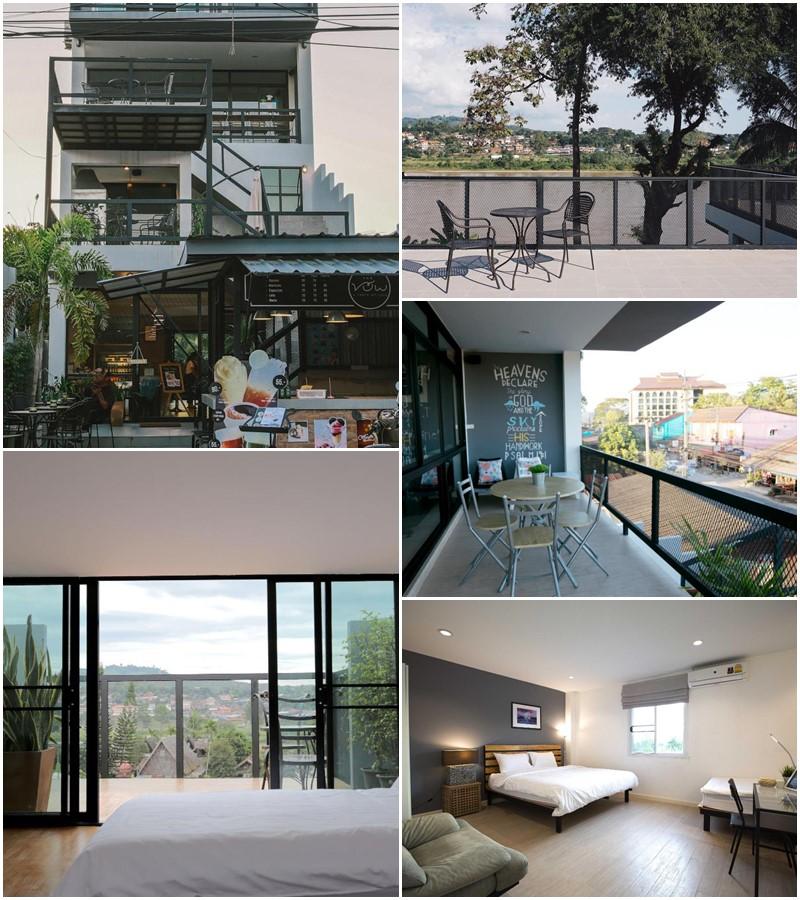 สลีปปิ้ง เวลล์ โฮสเทล เชียงของ (Sleeping Well Hostel Chiang Khong)