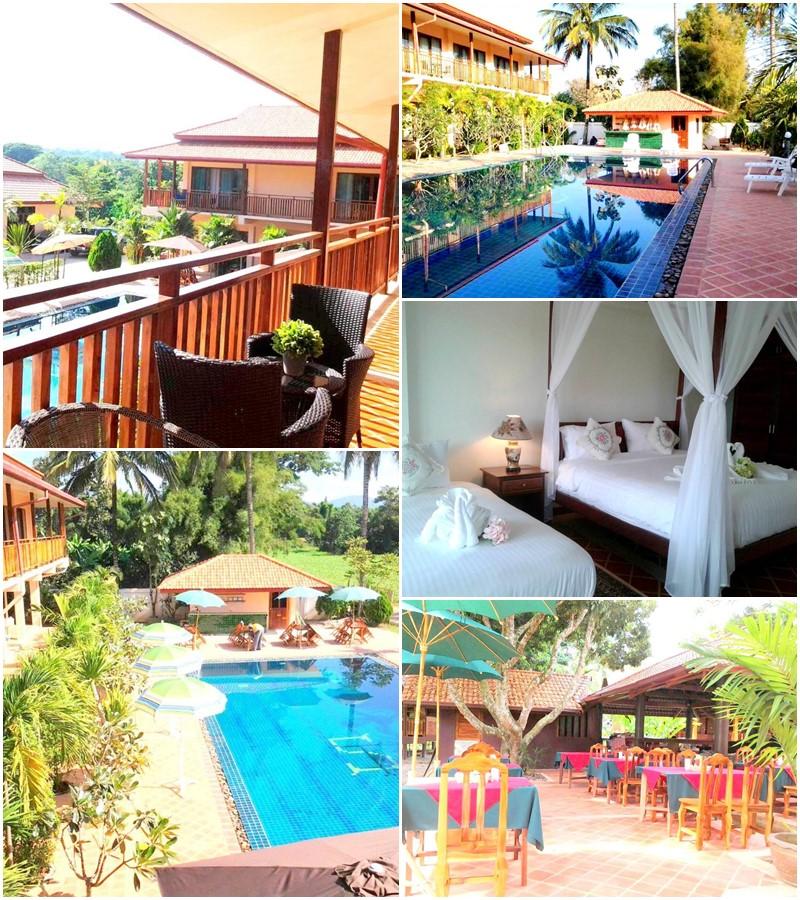 สยาม ธารา รีสอร์ต เชียงของ (Siam Tara Resort Chiangkhong)