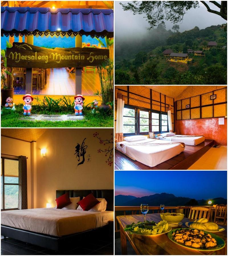 แม่สลอง เมาท์เท็น โฮม (Maesalong Mountain Home)