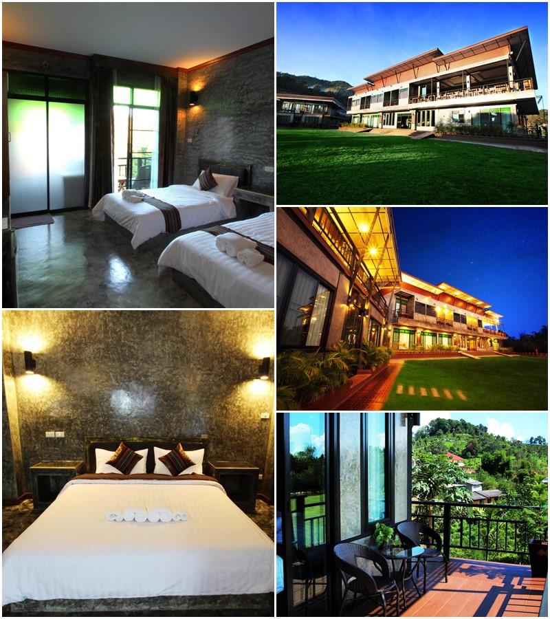 หงษ์ฝู่ บูติค รีสอร์ท (Hongfu Boutique Resort)