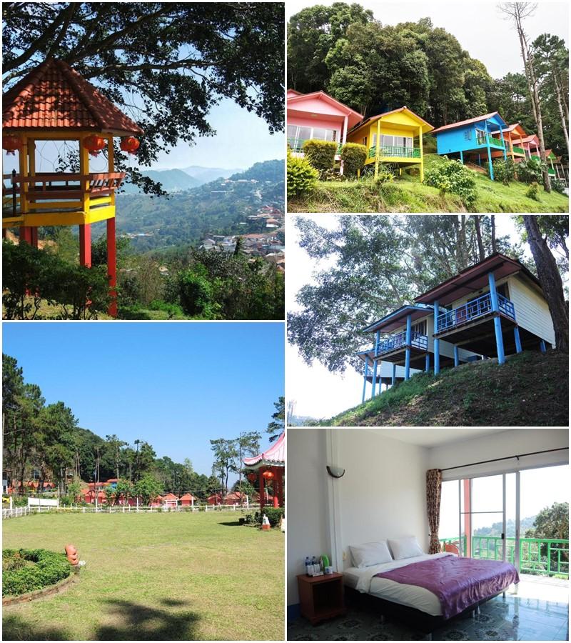 แม่สะลอง รีสอร์ต (Mae Salong Resort)
