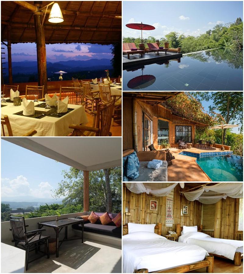 ภูใจใส เมาน์เท่น รีสอร์ต (Phu Chaisai Mountain Resort)
