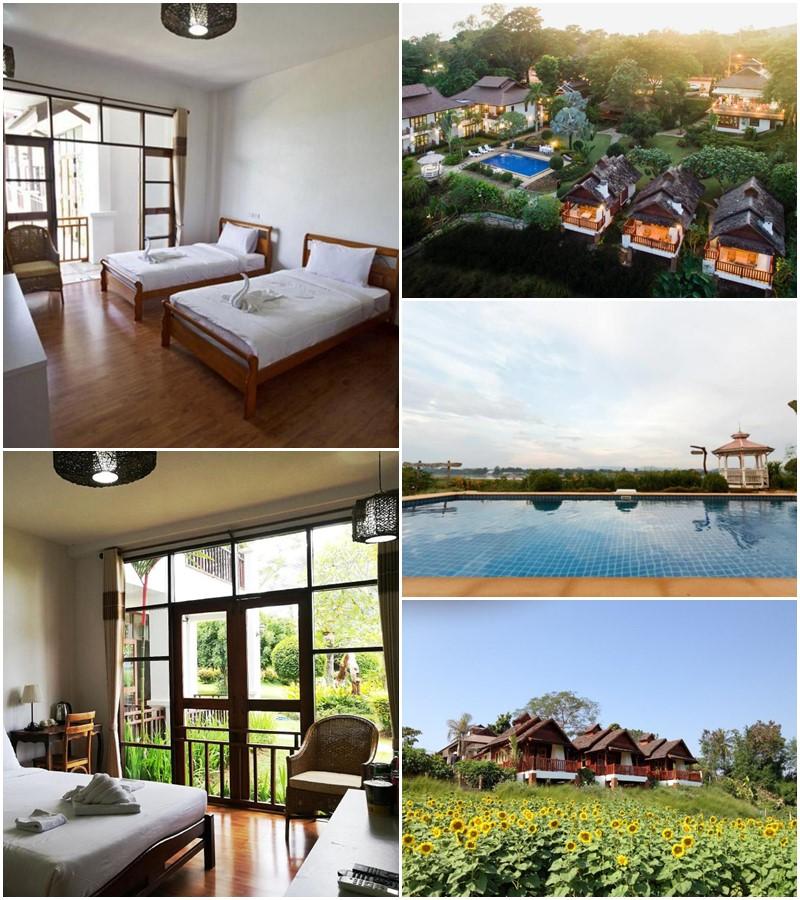 จิน แม่โขง วิว รีสอร์ท แอนด์ สปา (Gin's Maekhong View Resort and Spa)