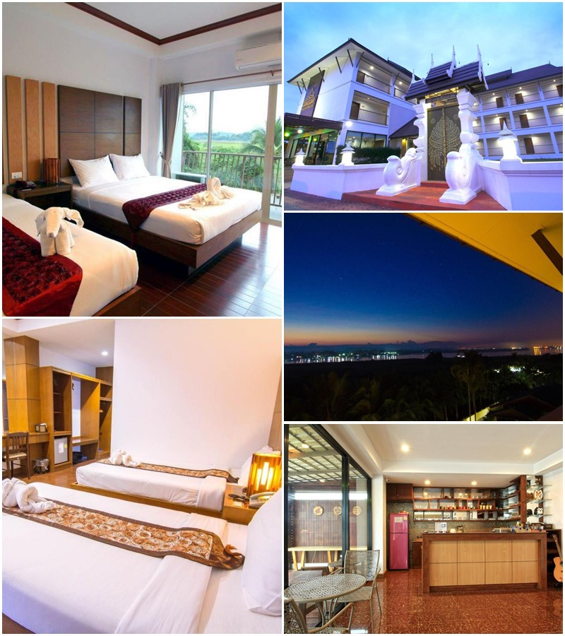 โรงแรมสบาย แอท เชียงแสน (Sabai @ Chiang Saen Hotel)