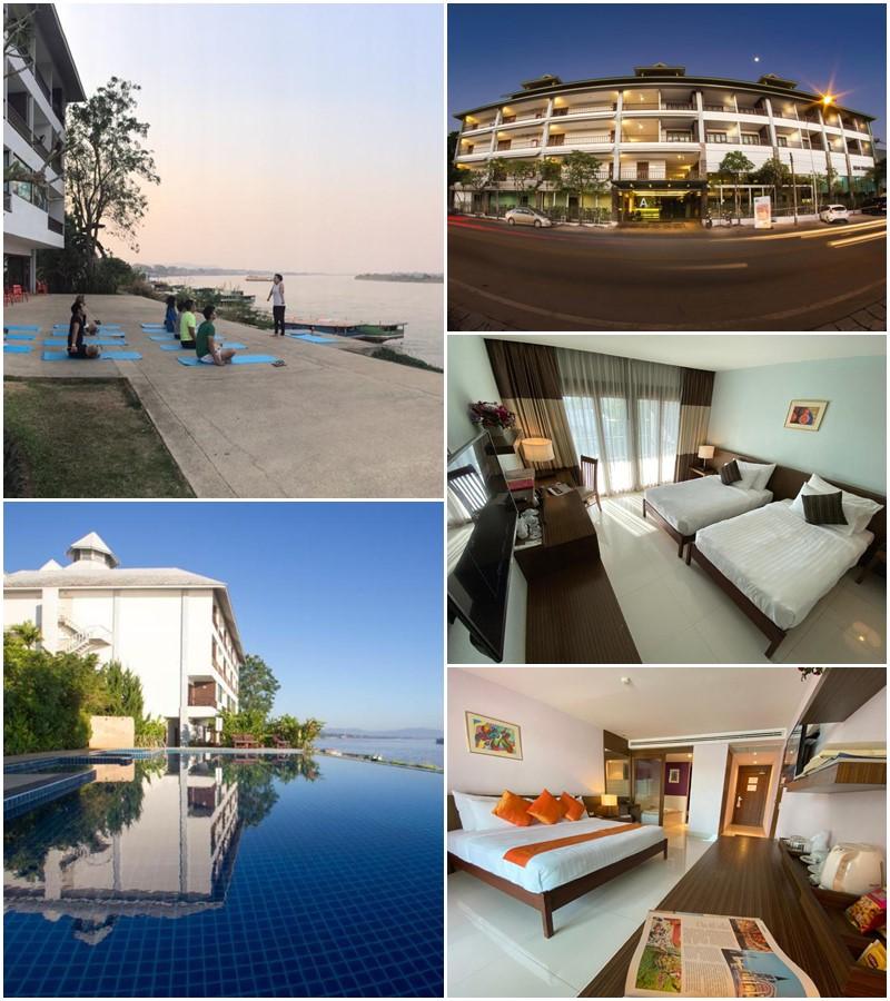 โรงแรมสยามไทรแองเกิล (Siam Triangle Hotel)