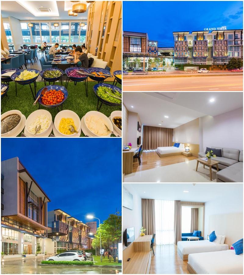 โรงแรมแกรนด์ วิสตา เชียงราย (Grand Vista Hotel Chiangrai)