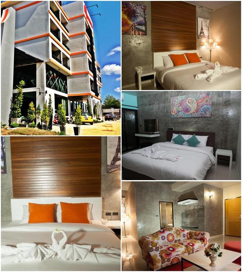 เอ็ม โฮเทล เชียงราย (M Hotel Chiangrai)