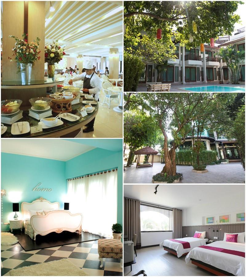 เดอะ มันตรินี เชียงราย รีสอร์ท (The Mantrini Chiang Rai Resort)