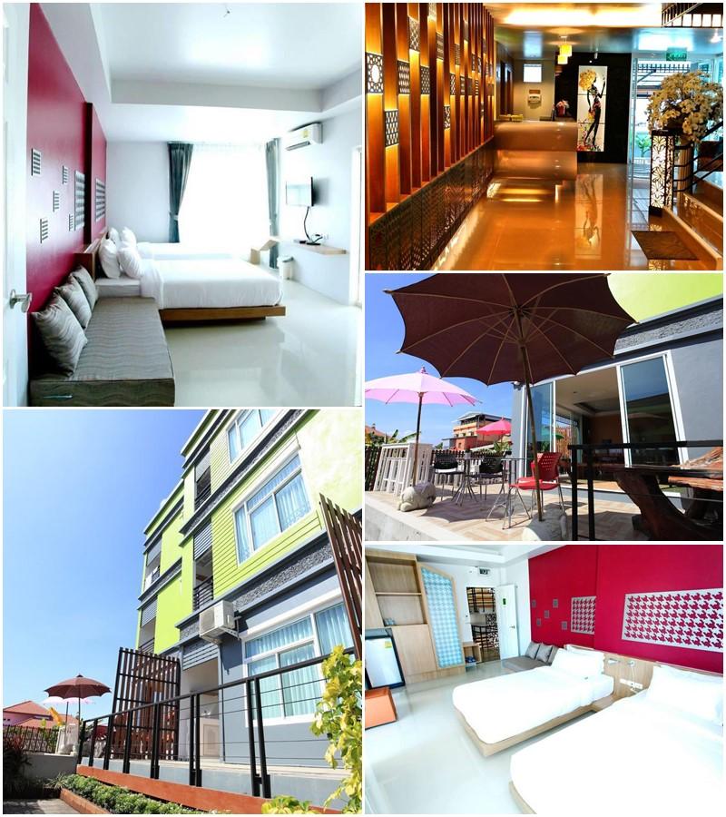 โรงแรมต้นกก (Tonkok Hotel)