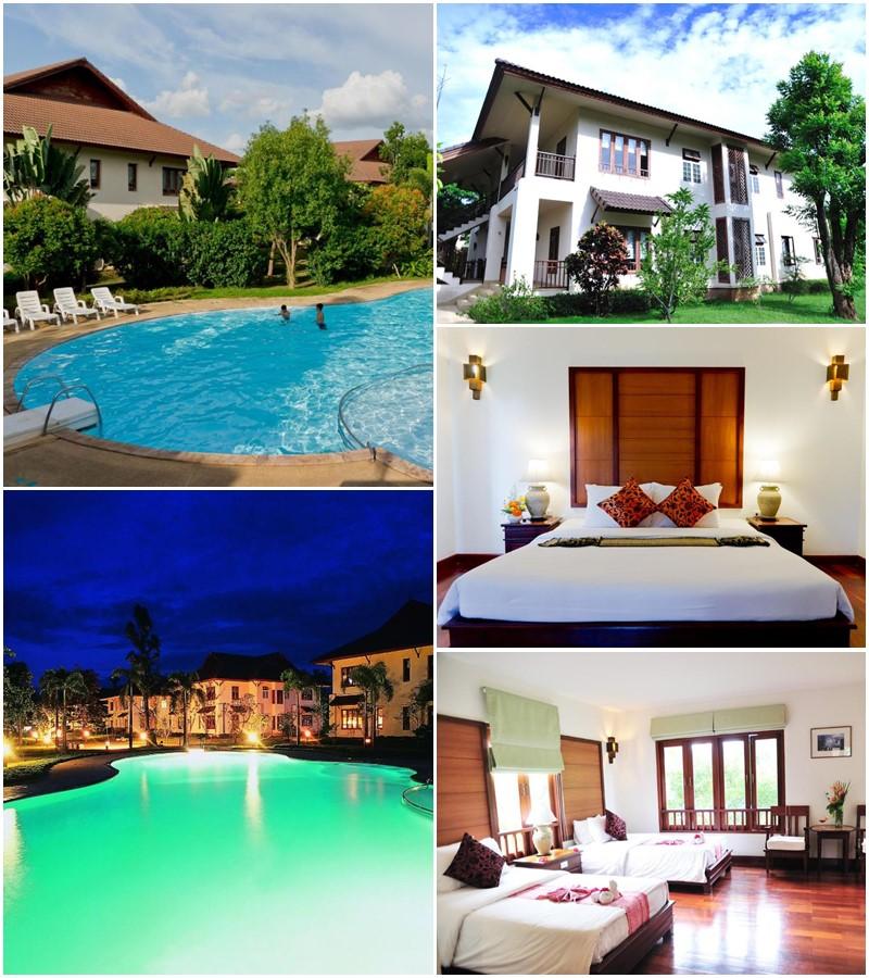 ทีค การ์เด้น สปา รีสอร์ท (Teak Garden Spa Resort)