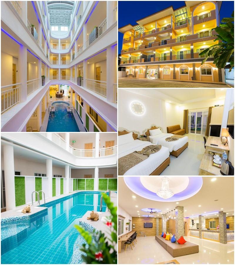 โรงแรมไฮ เชียงราย (Hi Chiangrai Hotel)