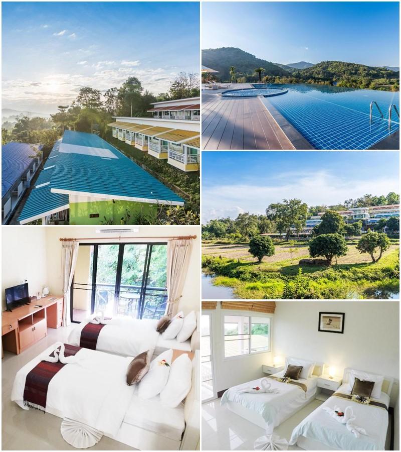 เชียงราย เลกฮิลล์ รีสอร์ท (Chiang Rai Lake Hill Resort)