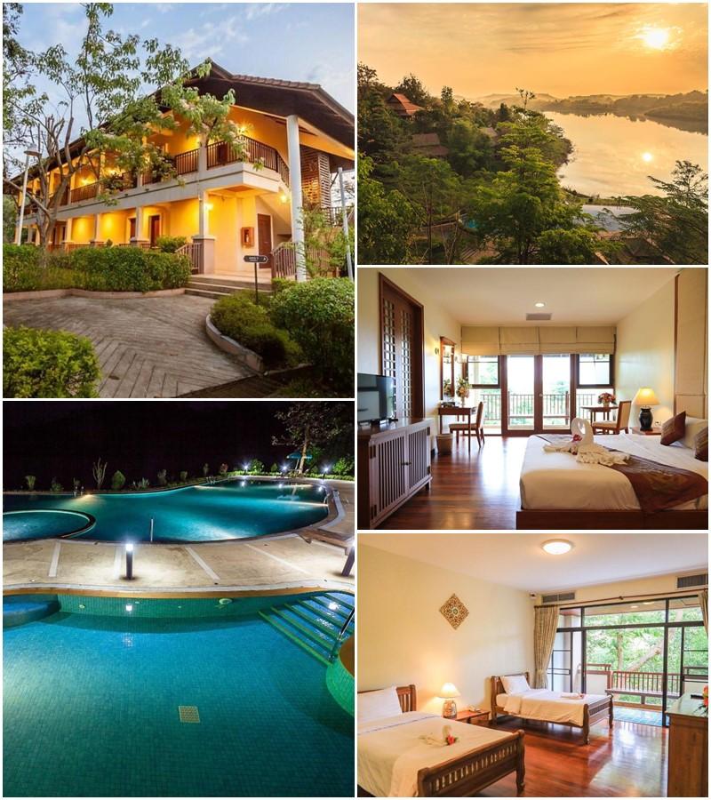 วนาศรม รีสอร์ท (Wanasom Resort)