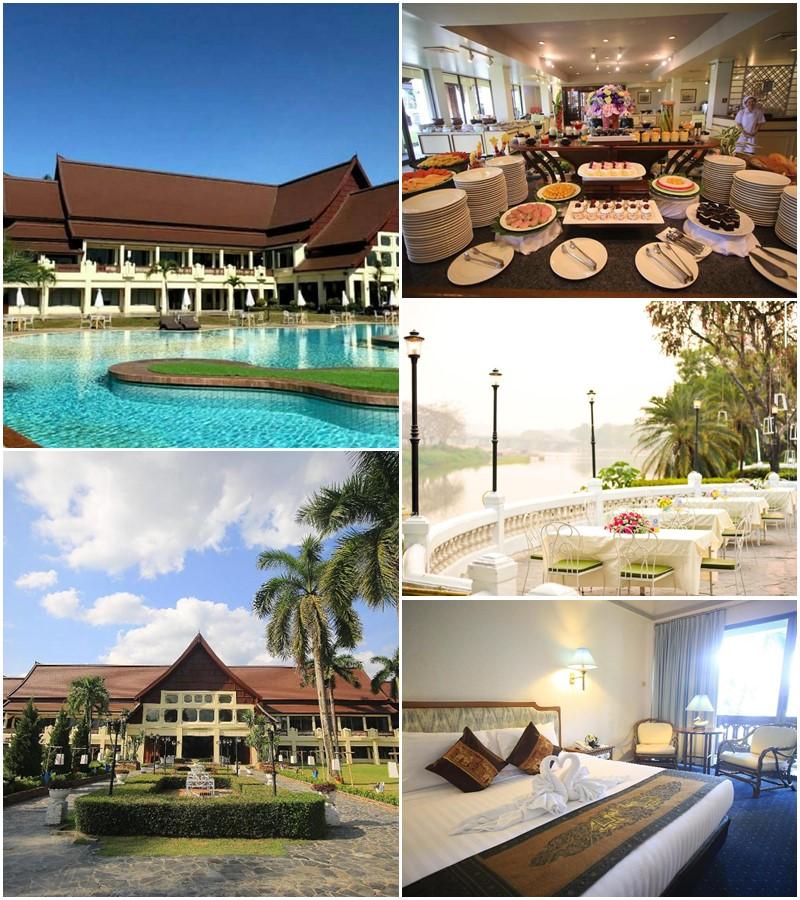 เวียงอินทร์ ริเวอรไซด์ รีสอร์ต (Wiang Indra Riverside Resort)