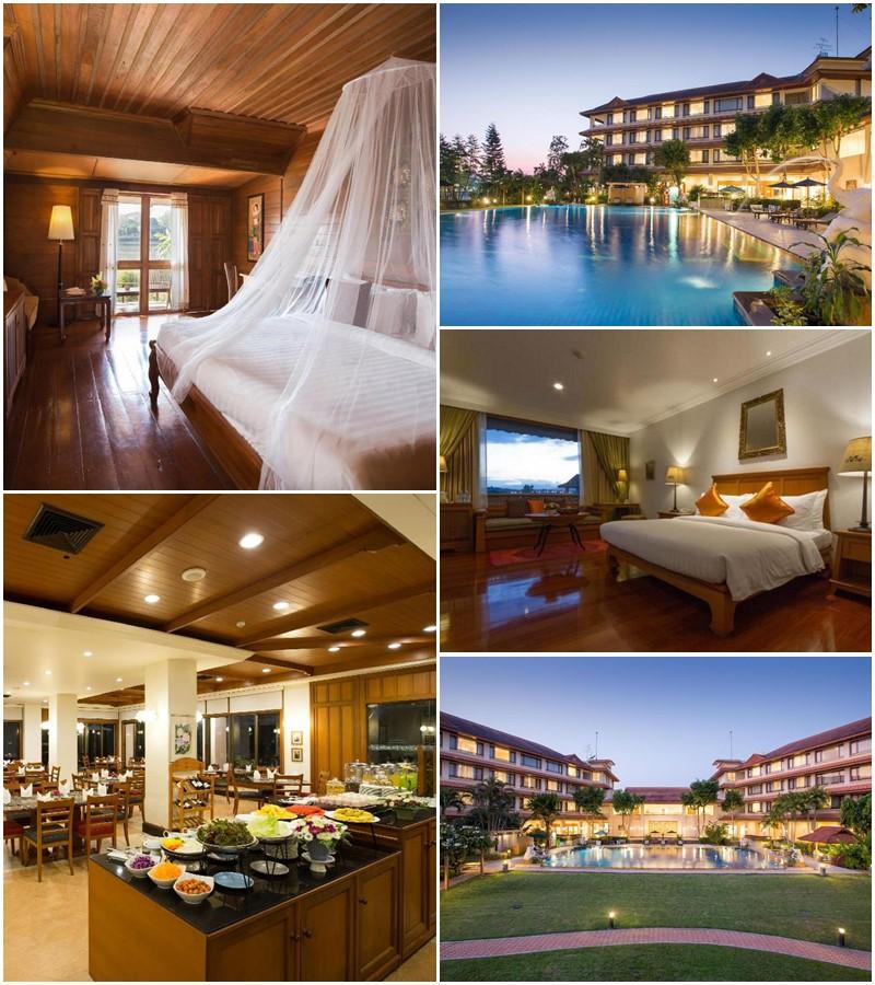 ดิ อิมพีเรียล ริเวอร์ เฮ้าส์ รีสอร์ท (The Imperial River House Resort)