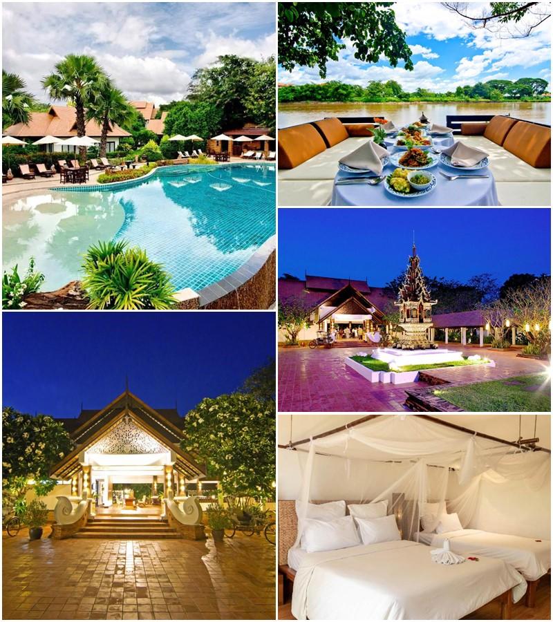 โรงแรมเดอะ เลเจ้นด์ เชียงราย (The Legend Chiang Rai Hotel)