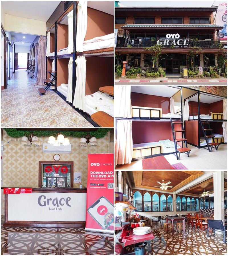 โอโย 718 เกรซ โฮสเทล (OYO 718 Grace Hostel)