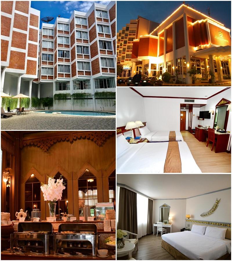 โรงแรมวังคำ (Wangcome Hotel)