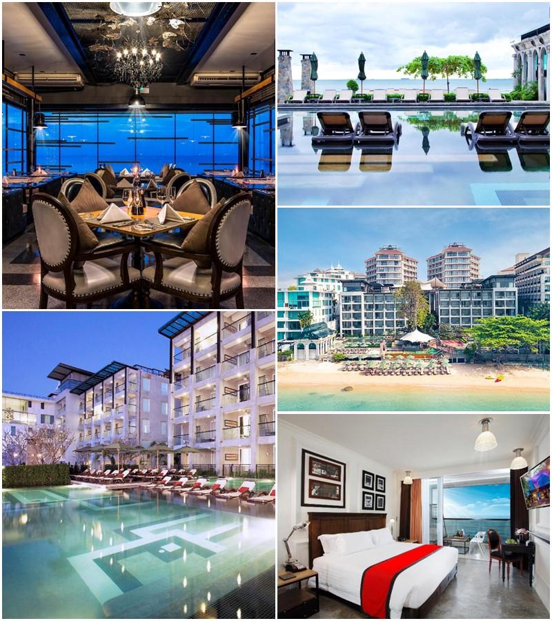 พัทยา โมดัส บีชฟรอนต์ รีสอร์ต (Pattaya Modus Beachfront Resort)