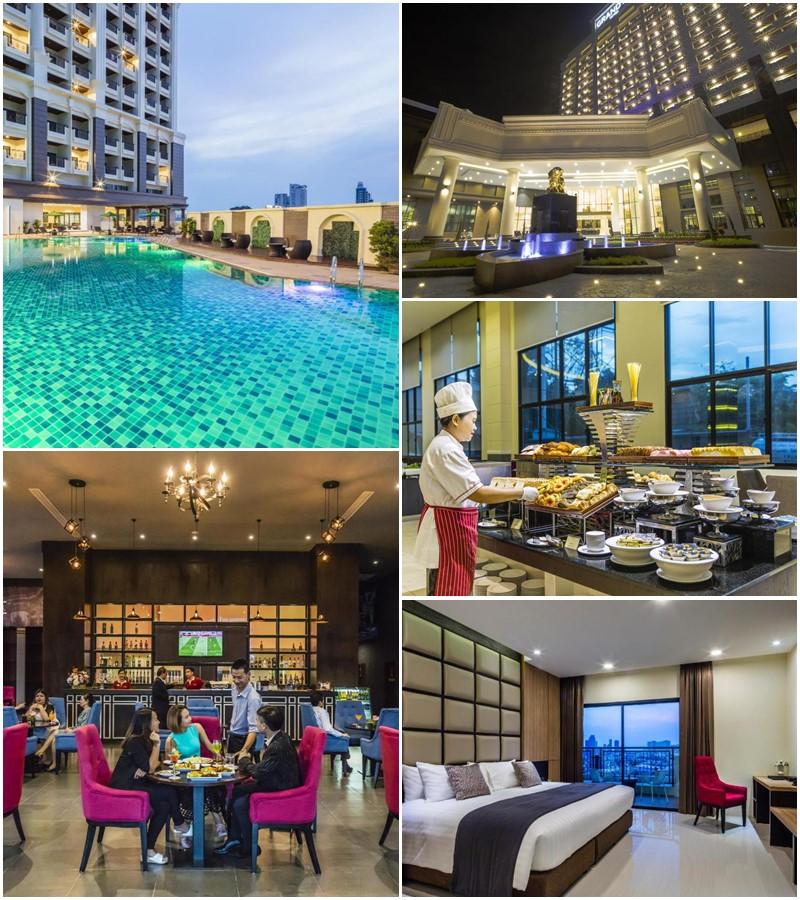 โรงแรมแกรนด์พาลาสโซ่ พัทยา (Grand Palazzo Hotel Pattaya)