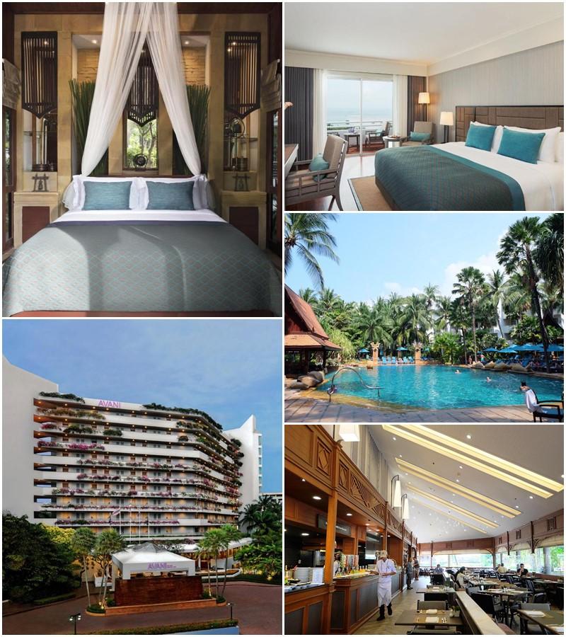 อวานี พัทยา รีสอร์ท (Avani Pattaya Resort)