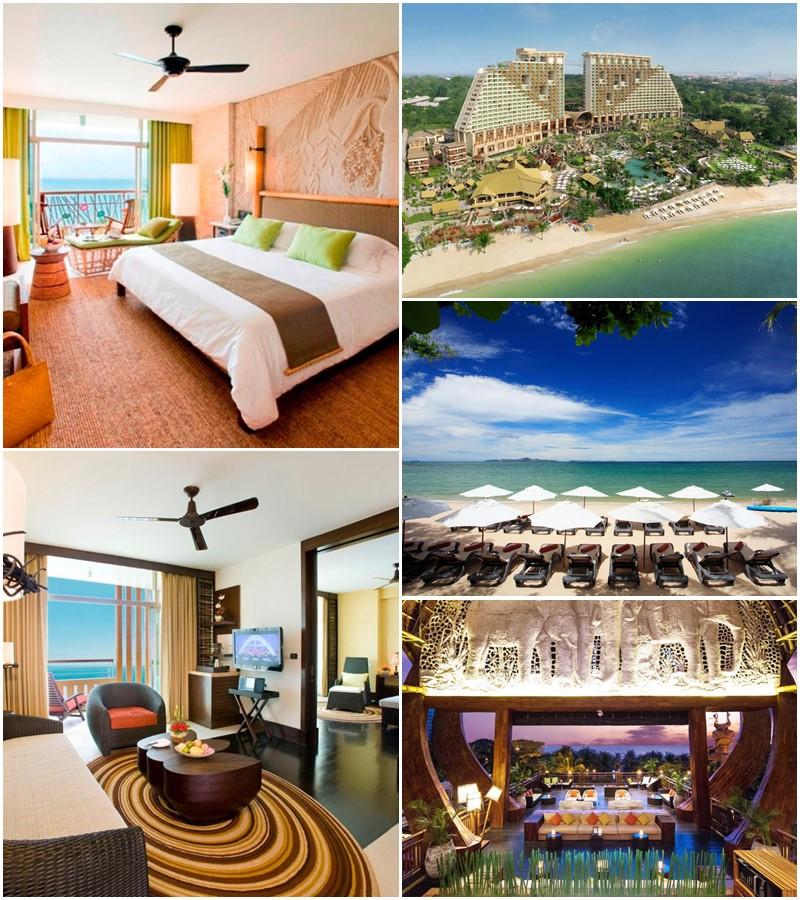 เซ็นทารา แกรนด์ มิราจ บีช รีสอร์ท (Centara Grand Mirage Beach Resort)
