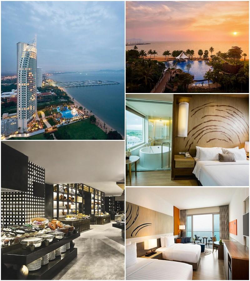 โรงแรมโมเวนพิค สยาม โฮเทล นาจอมเทียน พัทยา (Movenpick Siam Hotel Na Jomtien Pattaya)