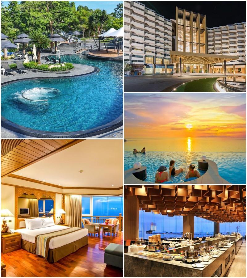 รอยัล คลิฟ บีช โฮเต็ล (Royal Cliff Beach Hotel)