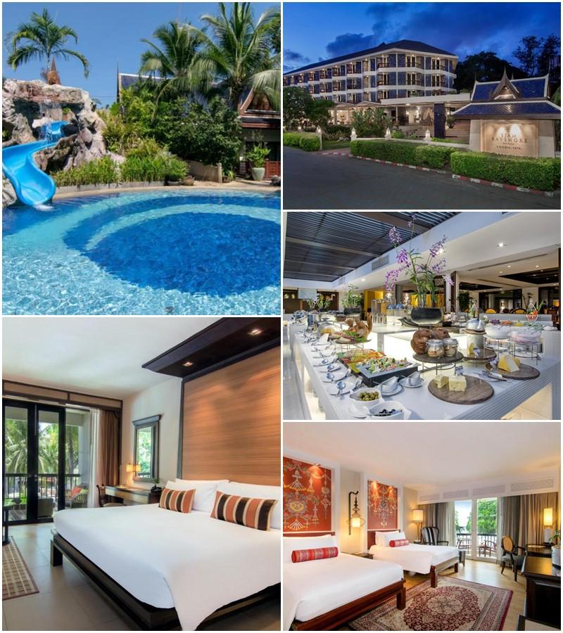 สยาม เบย์ชอร์ รีสอร์ต พัทยา (Siam Bayshore Resort Pattaya)