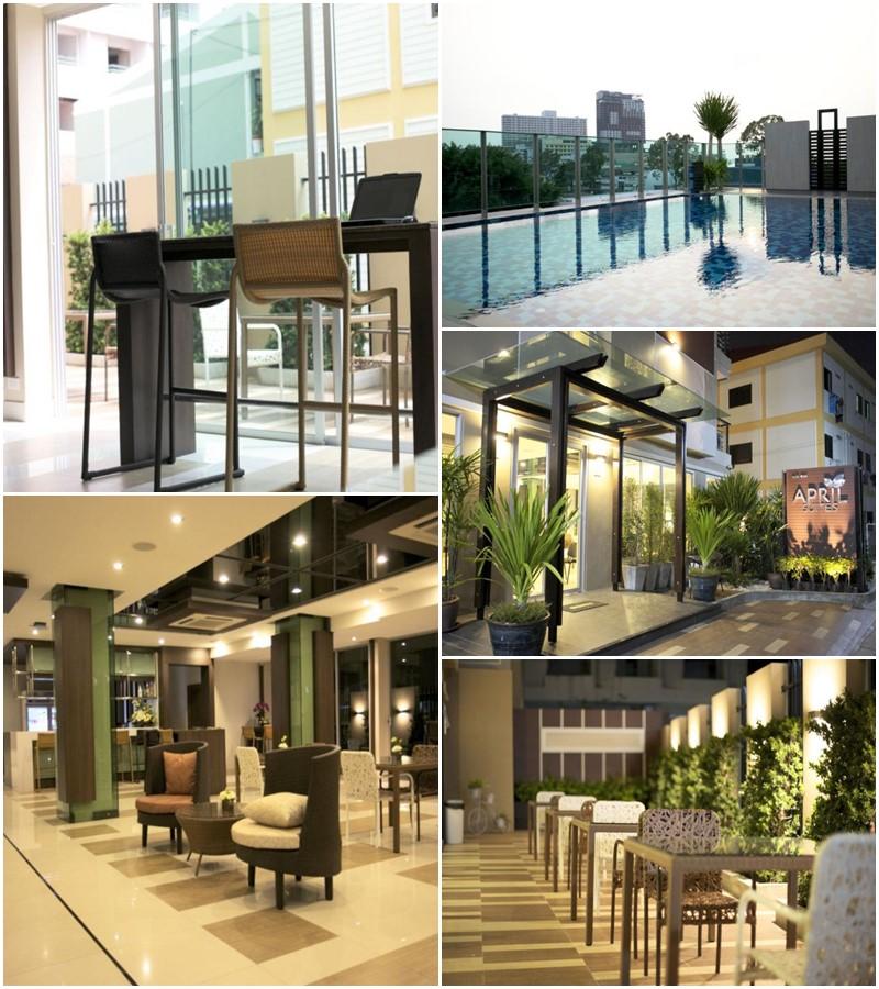 เอพริล สวีท (April Suites Pattaya)