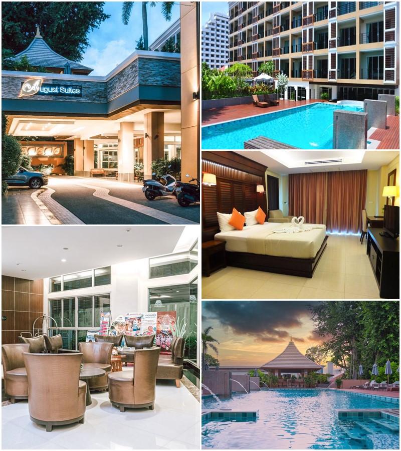 ออกัสท์ สวีท พัทยา (August Suites Pattaya)