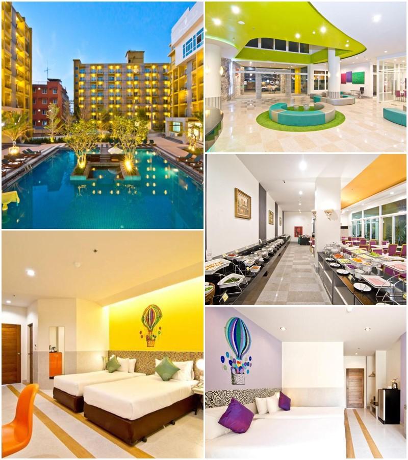 โรงแรมแกรนด์ เบลลา (Grand Bella Hotel)