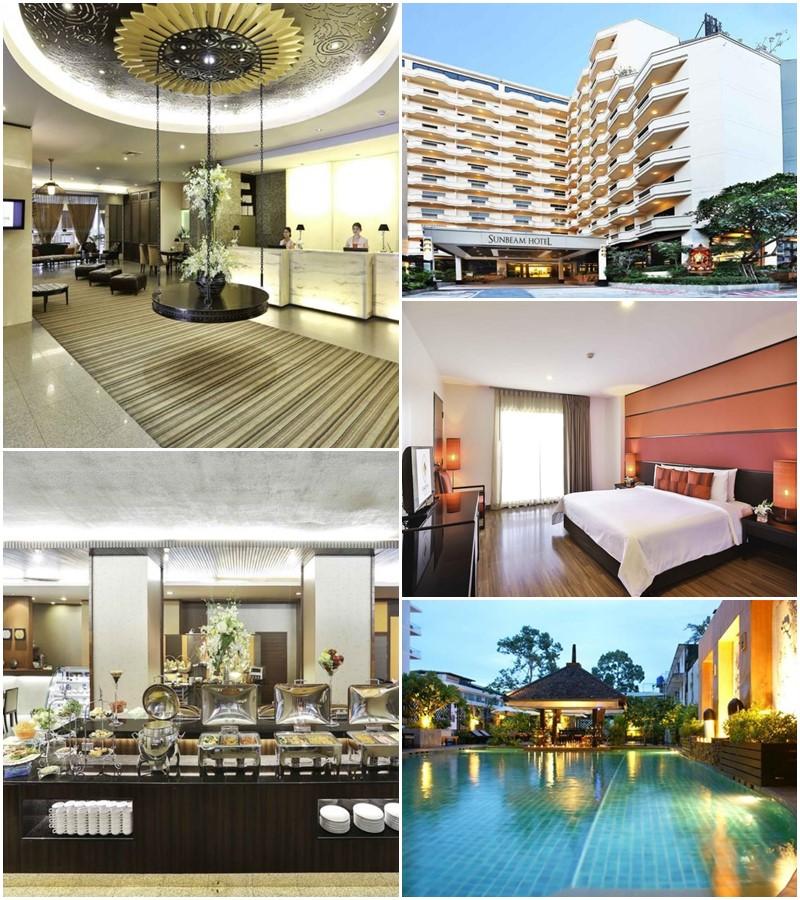 โรงแรม ซันบีม พัทยา (Sunbeam Hotel Pattaya)