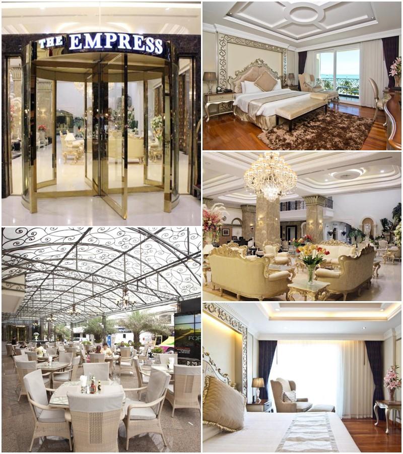 แอลเค ดิเอมเพรส (LK The Empress)