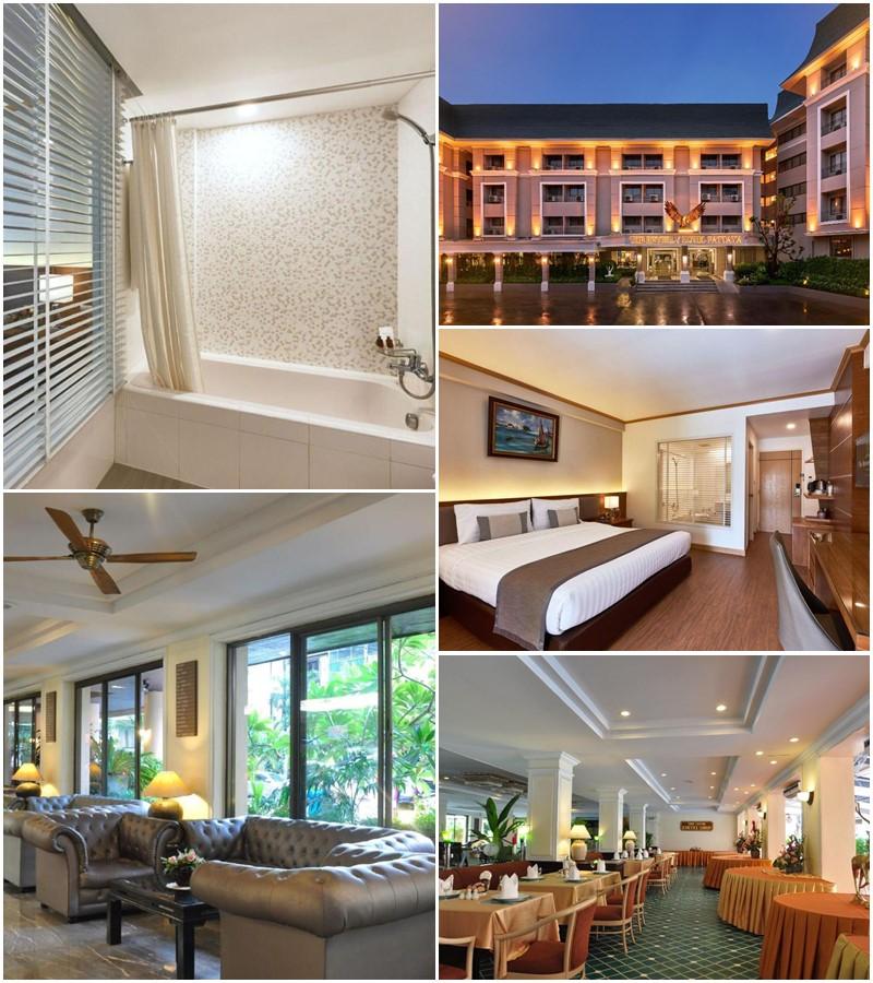 เดอะ เบเวอร์ลีย์ โอเต็ล พัทยา (The Beverly Hotel Pattaya)