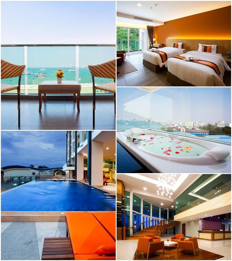 บาลีฮาย เบย์ เรสซิเดนซ์ (Balihai Bay Residence)